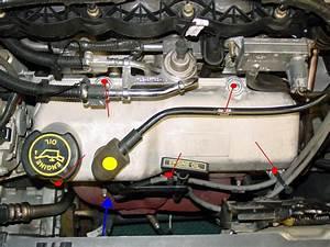 2000 Ford Windstar Engine Diagram