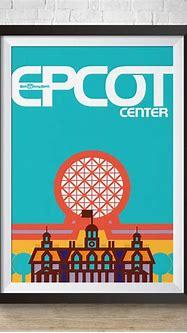 Epcot Vintage, Epcot Center, Disneyland Vintage, Disney ...