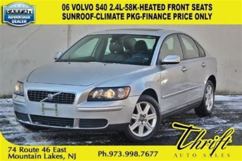 sell   volvo    heated front seats sunroof