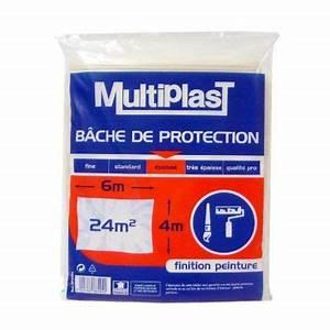Bache De Protection Castorama : multiplast b che de protection paisse finition ~ Melissatoandfro.com Idées de Décoration