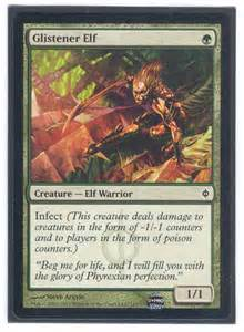 magic the gathering adventures infect in green