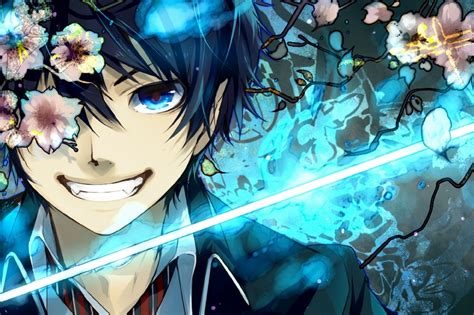 Anime Wallpaper Blue by Blue Exorcist Hd Wallpaper Background Image 1920x1278