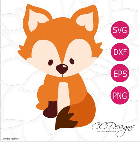 This, as well as download, copy, share freely as long as they desire. Free Fox SVG Cut File: Cute Woodland Animal SVG Cut Files
