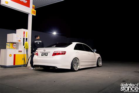 stanced toyota image gallery stanced camry