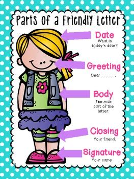 11685 friendly letter clipart friendly letter writing everything you need by