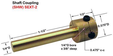 shaft collars solid couplings