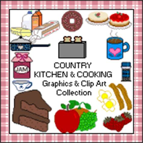 country kitchen clipart graphics and clip collections use allowed 2758