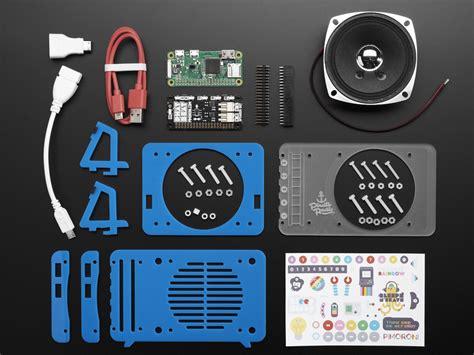 pimoroni pirate radio pi   project kit id