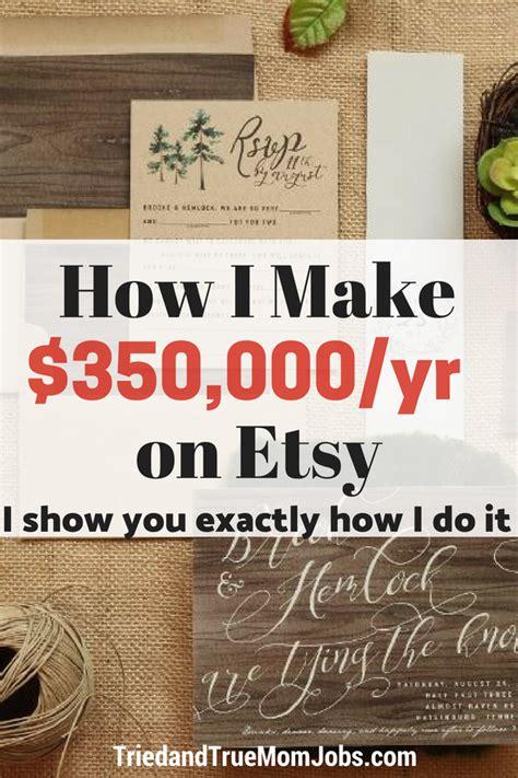 sell  etsy successfully   etsy seller