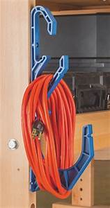 Rockler Dust Right Cord and Hose Hook - Contractor Supply