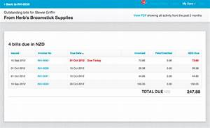 online invoicing your customer39s perspective xero blog With online invoices login