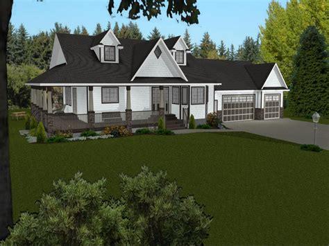ranch house plans  walkout basement ranch house plans   master suites bungalows