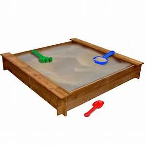 Bac à Sable Bois : la boutique en ligne bac sable carr en bois ~ Premium-room.com Idées de Décoration
