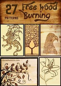 27 Free Wood Burning Pattern Ideas Guide Patterns