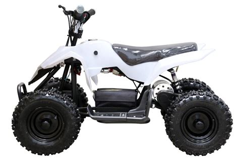 Kids 500w Quads Atv Bike Motoworks 4 Wheeler Mini Buggy