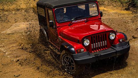 mahindra jeep thar mahindra thar buyers guide suv buyers guide