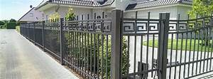 Gartenzäune Aus Metall Günstig : metallz une von royal metallzaun berlin schmiedeeisen ~ Lizthompson.info Haus und Dekorationen