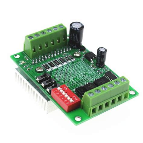 tb stepper motor driver   microstepping future electronics egypt