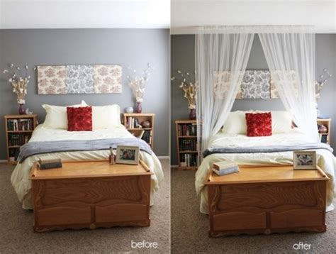 how to drape a canopy bed 13 gorgeous diy canopy beds diy