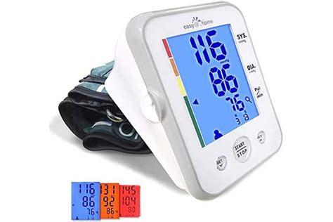 Top 10 Best Blood Pressure Monitors in 2020 Reviews