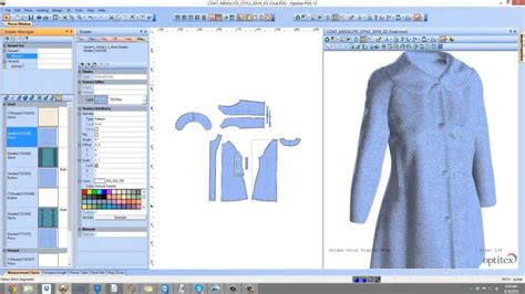fashion design software optitex fashion design software
