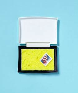 sponge as envelope sealer real simple With letter sealer sponge