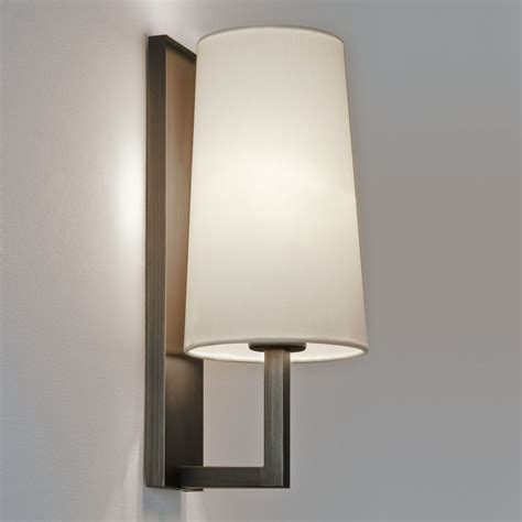 astro lighting 7023 riva 350 ip44 bathroom wall light in