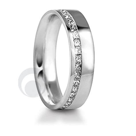 platinum wedding band 0 78 carats platinum wedding ring platinum ring company