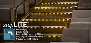 stepLITE Movie Theater Lighting - California Accent Lighting