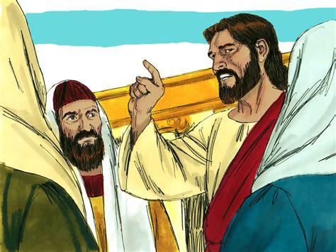 freebibleimages jesus   adulterous woman jesus