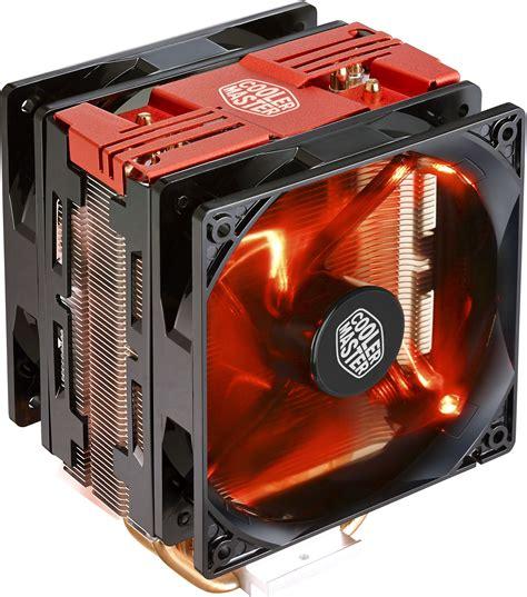Cooler Master Hyper 212 LED Turbo (Red LED) CPU Cooler ...