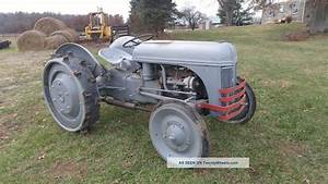 2n Ford Tractor