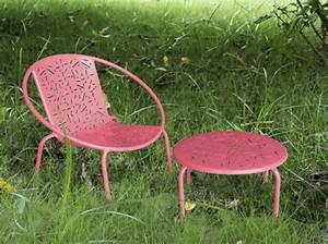 Salon De Jardin Pour Enfant : salon jardin enfants ~ Dailycaller-alerts.com Idées de Décoration