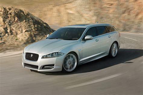 Meet The All New Jaguar Xf Sportbrake Ultimate Car Blog