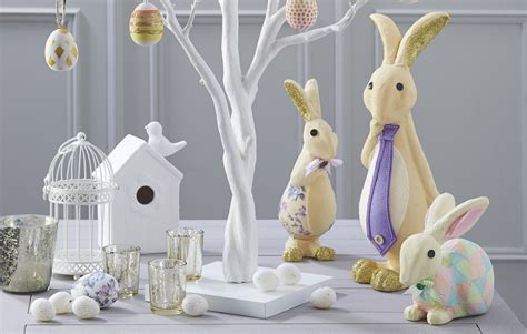 bunny decorations how to make polystyrene easter bunny decorations