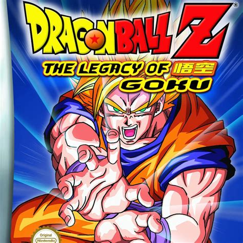Dragon Ball Z The Legacy Of Goku Play Game Online
