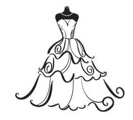 wedding dress clipart 25 best ideas about wedding clip on wedding themes project wedding