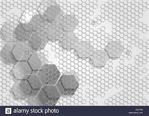 Abstract grey tech background Stock Photo, Royalty Free ...