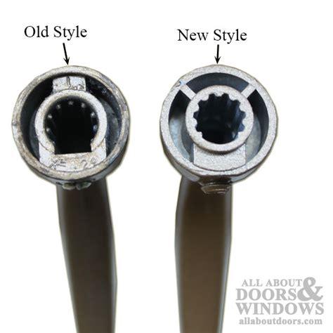 awning casement pella operator crank handle choose color