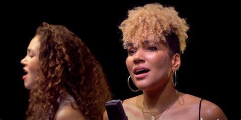 Watch Emmy Raver-Lampman's Best Singing Videos   POPSUGAR ...