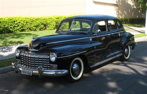 File:1946 Dodge D24C Sedan.jpg - Wikimedia Commons