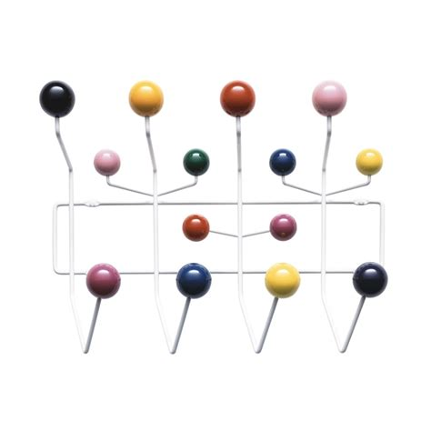 portemanteau hang it all porte manteau vitra silvera