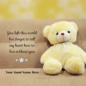 Cute Images Of ... Cute Bear Quotes