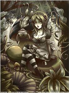Alice In Wonderland by Sekra on DeviantArt