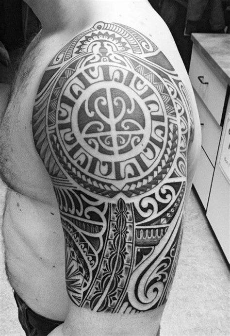 The Symbolic Identity of the Marquesan Tattoo | Full sleeve tattoos, Tattoos, Best sleeve tattoos