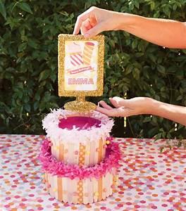 Popsicle, Stick, Cake, Centerpiece