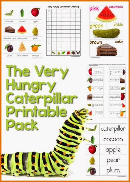 spring book    hungry caterpillar mom envy