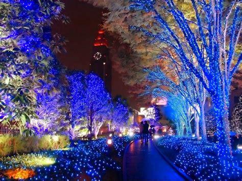 christmas lights in nagoya japan