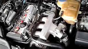 2000 Vw Passat 1 8t- Oil In Air Intake