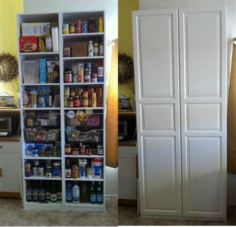 IKEA Hackers PAX Pantry  In The Kitchen Pinterest